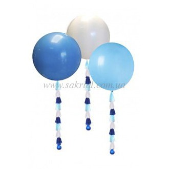 Купить набор Больших шаров с гелием