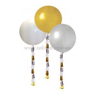 Купить красивые Большие шары с гелием