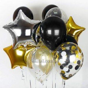 Купить Набор Шаров на День Рождения
