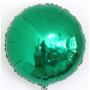 Купить Шарик Круг Зеленый