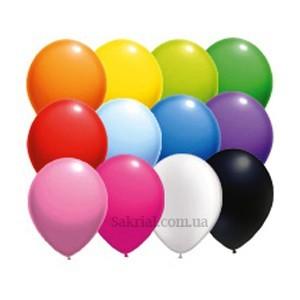 Купить воздушные шарики с гелием в Киеве