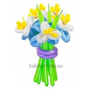 Купить цветы из шаров в Киеве на Оболони