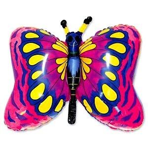 Гелиевый шар из фольги Бабочка