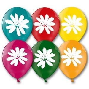 Купить Шары Цветы Ромашки