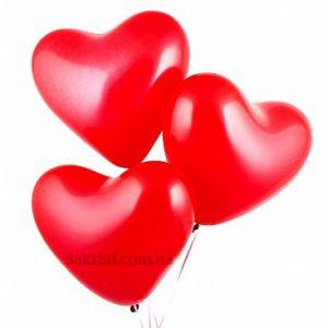 Купить Шар Красное Сердце