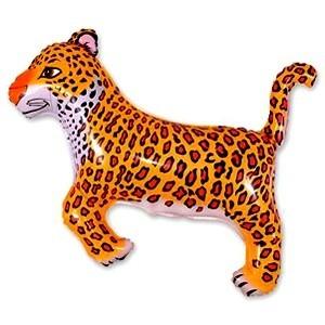 Купить Гелиевый Шарик Леопард в Киеве