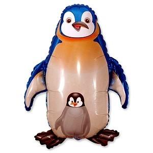Купить Шар Пингвин в Киеве
