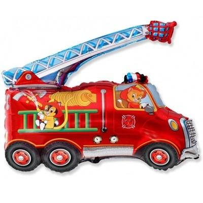 Купить Шарик Пожарная Машина в Киеве