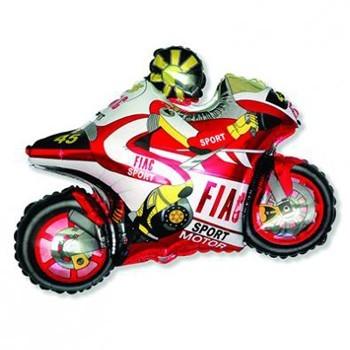 Купить Красный Мотоцикл Шарик