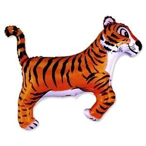 Купить Гелиевый Шарик Тигр в Киеве