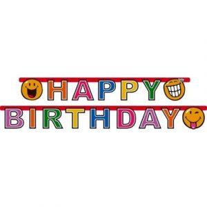 Купить гирлянду Happy Birthday