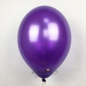 Латексный Шар Фиолетового Цвета
