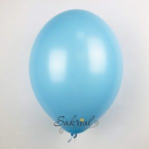 Купить Большой голубой гелиевый шар в киеве
