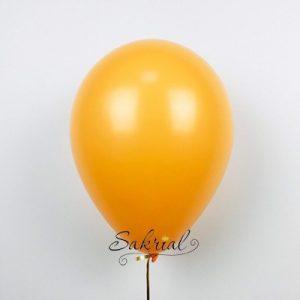 Заказать Оранжевые Шарики Пастель