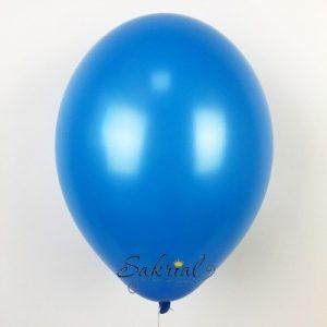 Купить синий гелиевый шар
