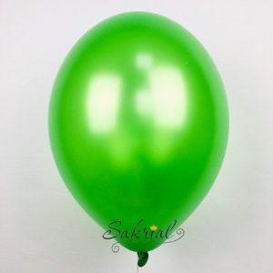 Купить Зеленые Шары Металлик