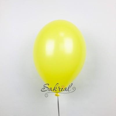 Заказать Желтые Шарики Пастель