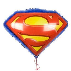 Купить Шар Эмблема Супермена