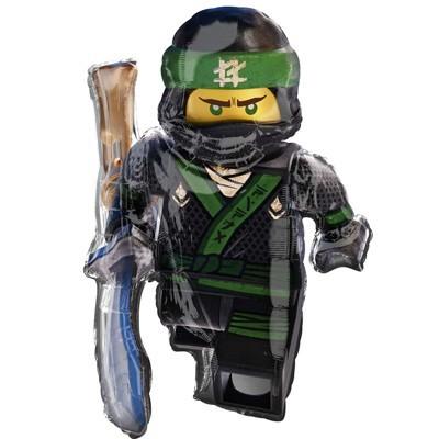 Фольгированный шар Лего Ллойд Lego Ninjago купить в Киеве