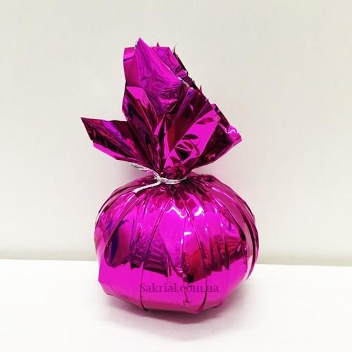 Розовый грузик для шаров с гелием