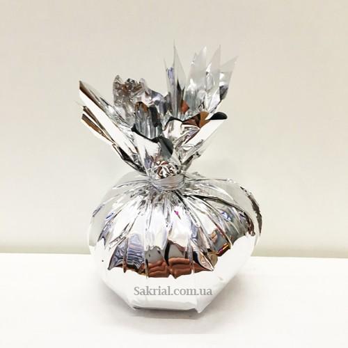 Купить серебряный грузик для гелиевых шариков