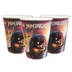 купить одноразовые стаканы ниндзяго