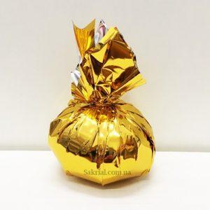 Купить золотой грузик для гелиевых шаров