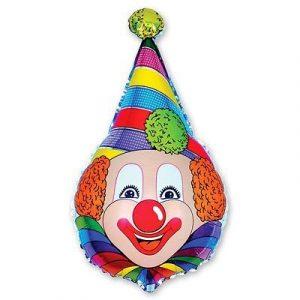 Купить Шар Клоун в Колпаке