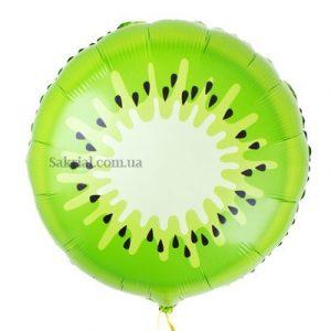Фольгированный шарик Киви