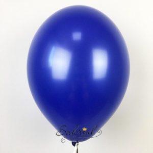 темно синий шар с гелием