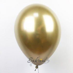 Купить шары Хром Gold (Золото)