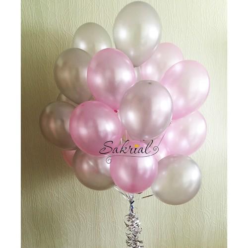 Купить Воздушные шары Металлик
