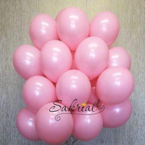 Купить Розовые Воздушные Шары