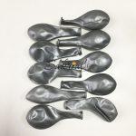 Надувные Шарики в Упаковке Серебро