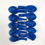 Надувные Шарики в Упаковке Синие