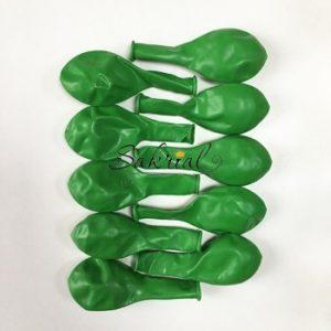 Надувные Шарики в Упаковке Зеленые
