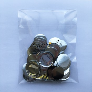 Купить Конфетти Серебро