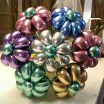 купить букет цветов из шаров
