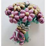 Цветы из Шаров Хром