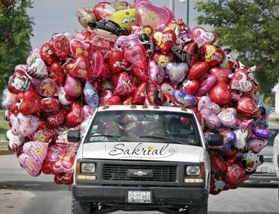 Чи можна залишати кульки на ніч в машині?