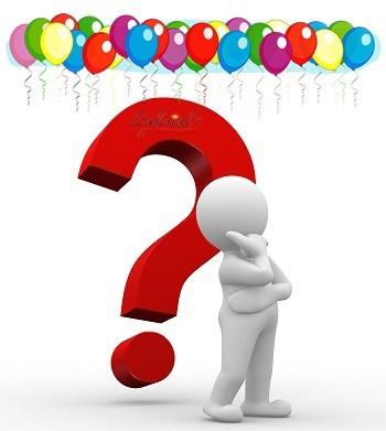 Скільки літають кульки?