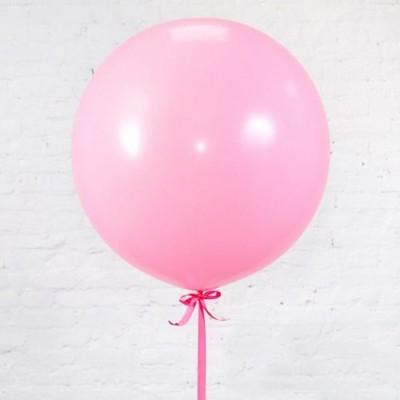 Купить Большой Розовый Шар в Киеве