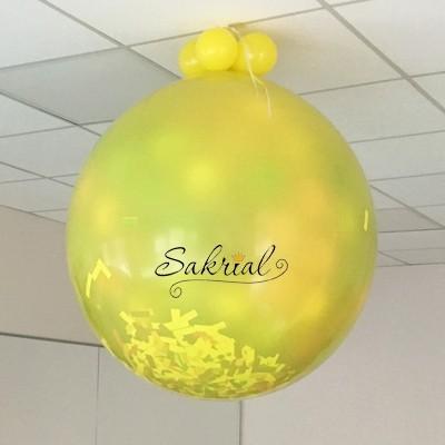 Желтый Шар Сюрприз