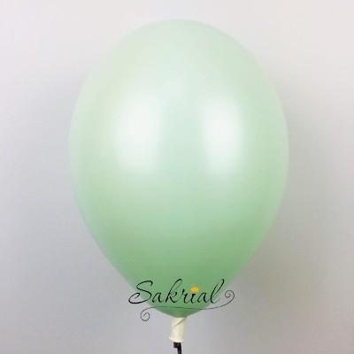 Пудровый Нежно-Зеленый Шарик