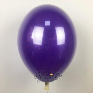 Стеклянный Фиолетовый Шар с Гелием