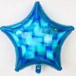 Звезда Голографическая «Морская волна»