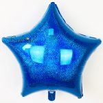 Звезда Голографическая «Синяя»