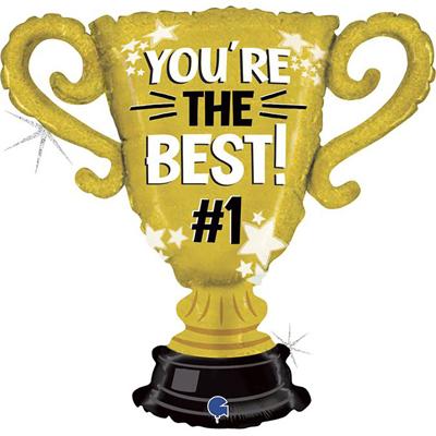 Кубок золотой Ты Лучший