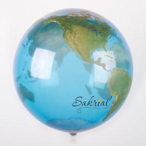 Bubble Планета Земля