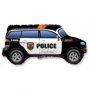 Шарик Полицейская машина